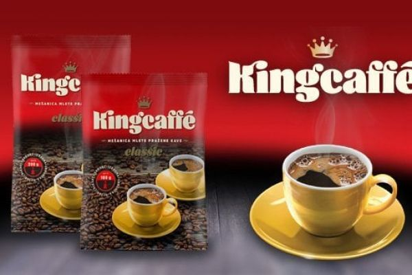 Kingcaffé – To je prava kava!