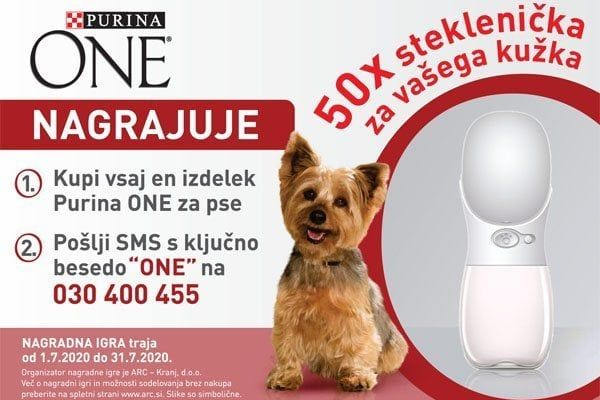 Purina ONE - Nagrajuje