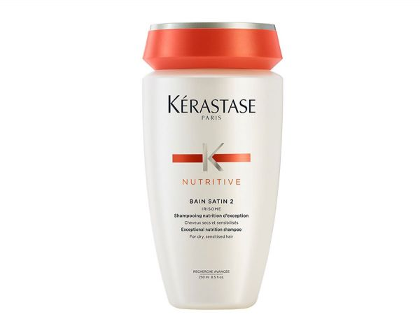 Kérastase Nutritive Irisome Bain Satin 2 kopel, 250 Ml