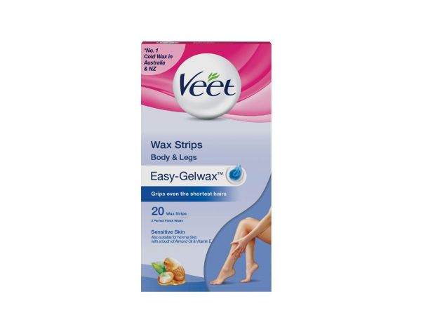 Veet depilacijski lističi 20kos Sensitive Body
