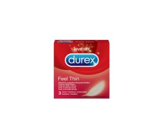 Durex kondomi 3/1 Feel Thin