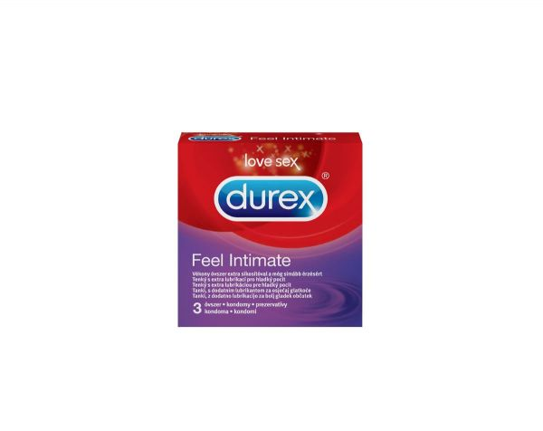 Durex kondomi 3/1 Feel Intimate