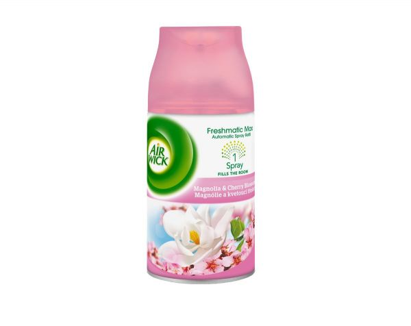 Air Wick Freshmatic polnilo  Magnolia & Cherry blossom 250ml