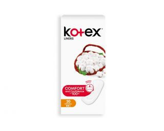 KOTEX Normal 20/1 dnevni vložki