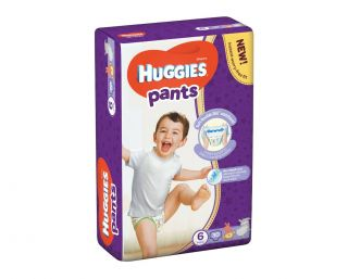 HUGGIES Pants (6) Jumbo 30/1 plenice