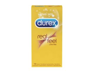 Durex kondomi 10/1 Real Feel