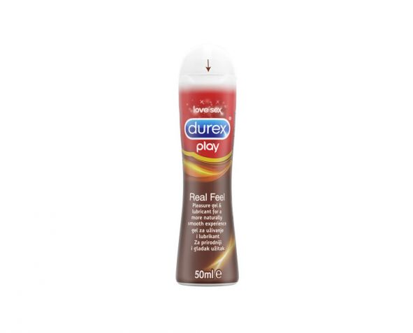 Durex lubrikant 50ml Real Feel