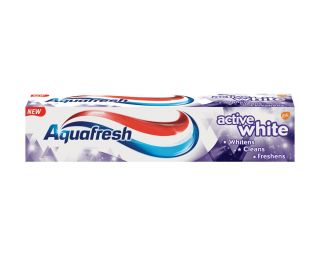Aquafresh Active White zobna pasta