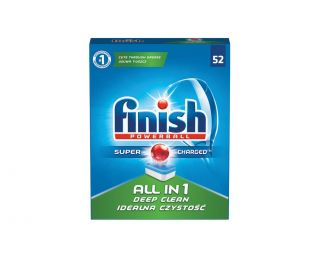 Finish All in One Box 52 tablet
