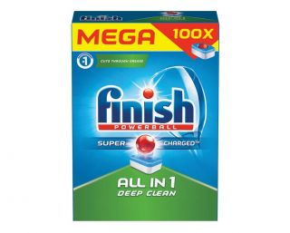 Finish All in One Box 100 tablet