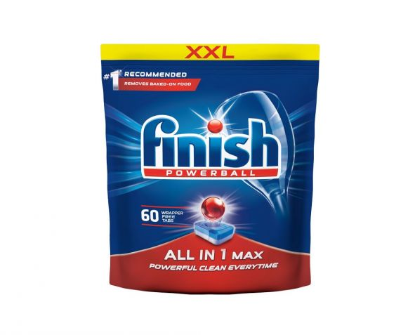 Finish All in One Max 60 tablet