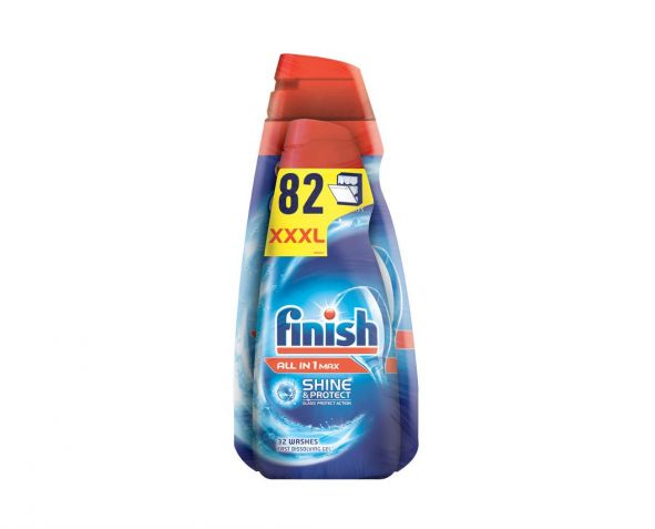 Finish All in One gel 1000ml+650ml Regular