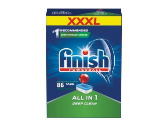 Finish All in One Box 66 tablet