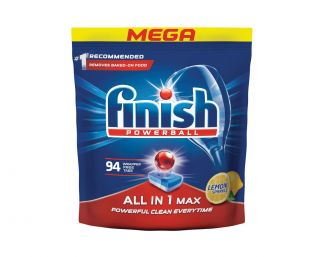 Finish All in One Max Limona 94 tablet