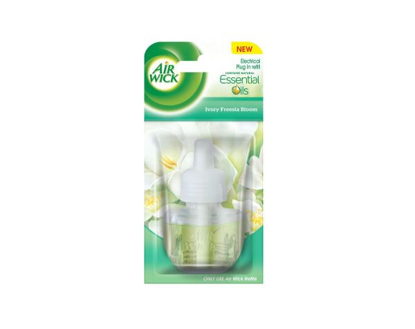 Air Wick električno polnilo Ivory Freesia Bloom 19ml