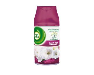 Air Wick Freshmatic polnilo  Smooth Satin & Moon Lily 250ml