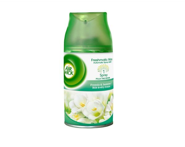 Air Wick Freshmatic polnilo  Freesia & Jasmine 250ml