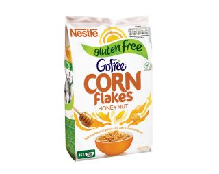 Corn Flakes Honey Nut brez glutena žitarice 500 g