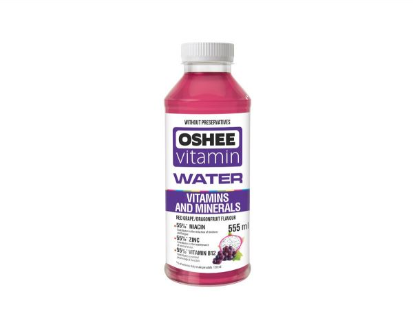 Oshee Vitamin water vitamini in minerali
